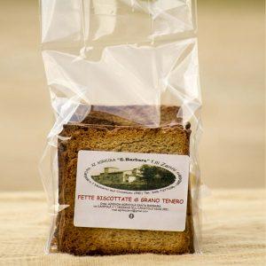 Fette biscottate grano tenero