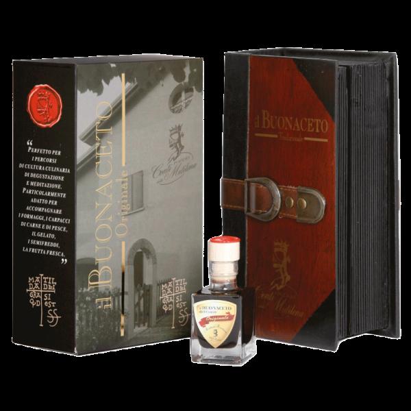 Aceto balsamico tradizionale-buonaceto
