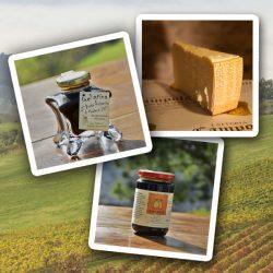 Promo Parmigiano, aceto e confettura