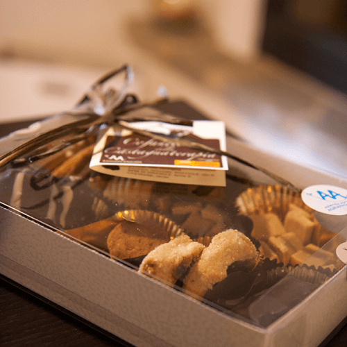 Biscotti di castagne