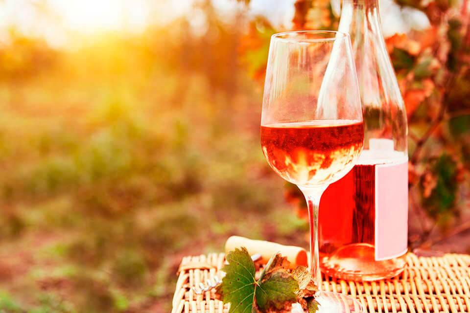 tramonto al vino