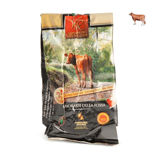 Parmigiano Reggiano Vacche Rosse 24 mesi - confezione