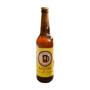 Cerveza con castagne